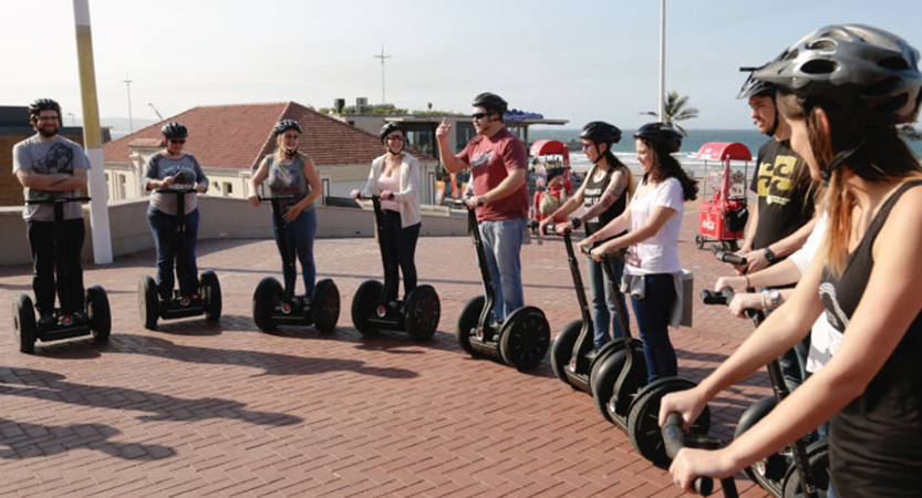 segway teambuilding and events