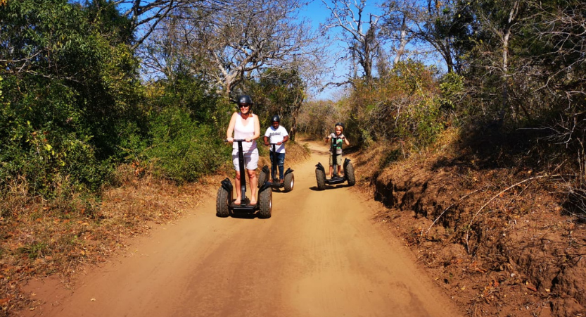 segway nibela lake lodge